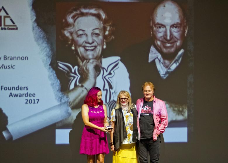 Bermuda Arts Council Annual Awards Ceremony Oct 2017 (5)