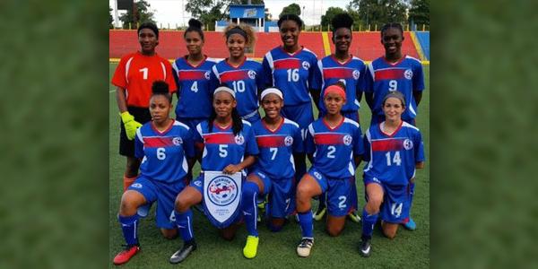 Bermuda U17 Women's National Team Oct 2017 TC
