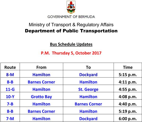 Bus Service Cancellation Thursday 5-10-2017-3