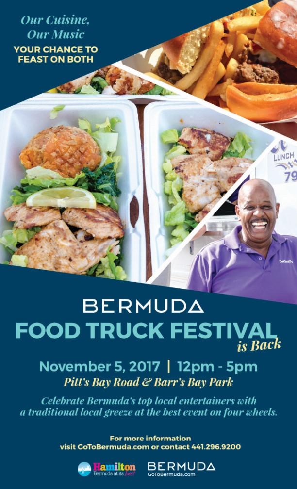 Food Truck Festival Bermuda Oct 2017 (1)