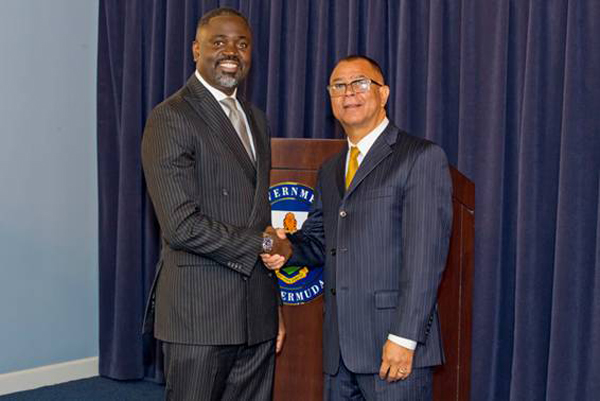 Gang Violence Reduction Coordinator Bermuda Oct 4 2017 (1)