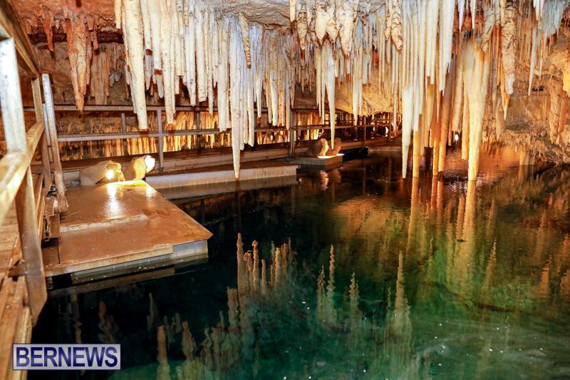 High Tide Flooding Crystal Caves Bermuda, October 9 2017_5704