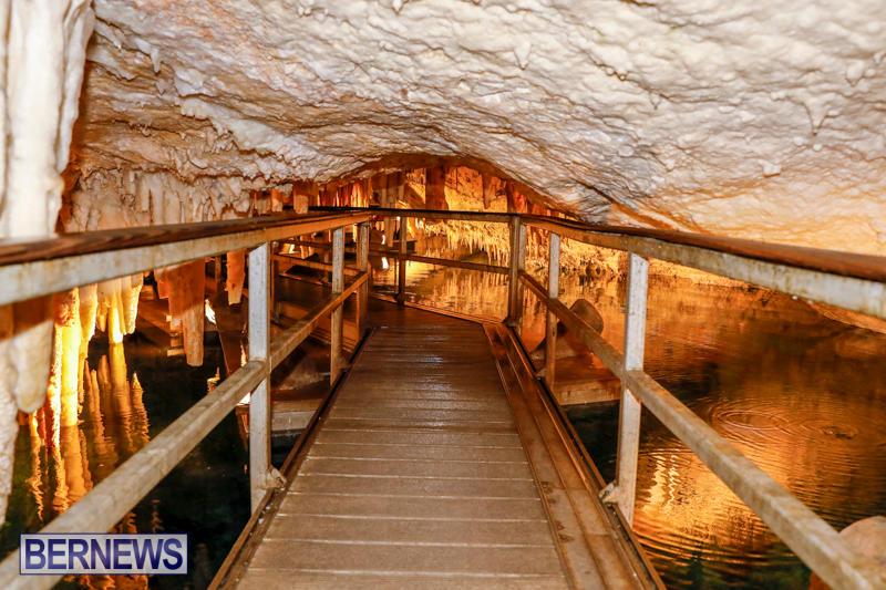 High Tide Flooding Crystal Caves Bermuda, October 9 2017_5711