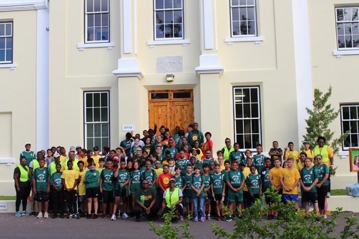 KBB Community Service Bermuda Oct 16 2017 2