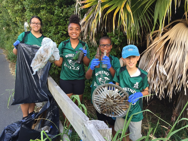 KBB Community Service Bermuda Oct 16 2017 4