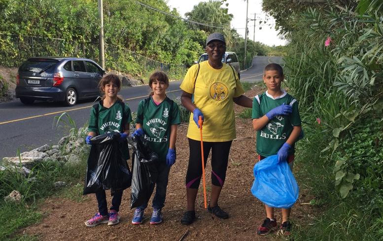 KBB Community Service Bermuda Oct 16 2017 6