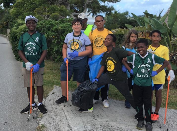 KBB Community Service Bermuda Oct 16 2017 8
