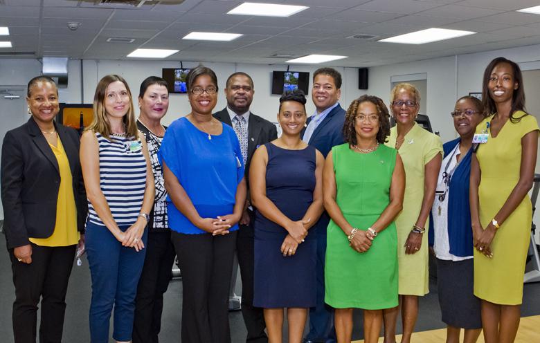 Mental Health Week Bermuda Oct 9 2017 (2)