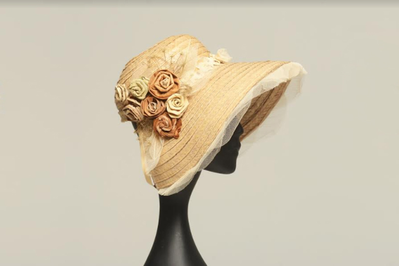 Our History In Hats, Foliage To Fashion Bermuda Oct 20 2017 (3)