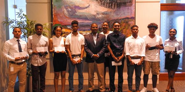 PHC Foundation Scholars Bermuda Oct 9 2017