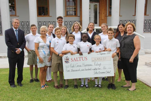 Saltus Grammar School Bermuda Oct 2017