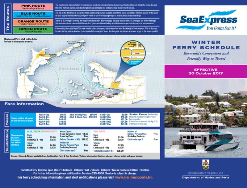 Winter Schedule 2018 Bermuda Oct 2017-1