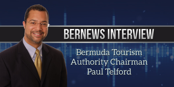 2 Bernews Podcast with Paul Telford 2