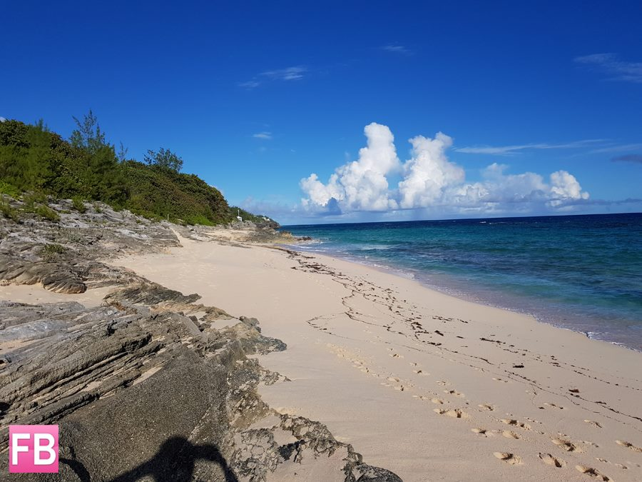 240 Another glimpse of #Bermuda's beautiful beaches