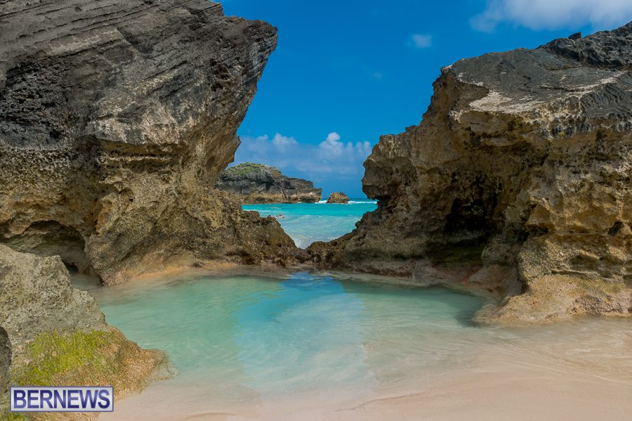 290 Take a stroll down the many beautiful beaches of Bermuda