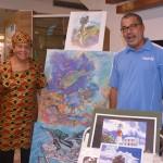 Art For Dominica 2017 Bermuda Nov 8 2017 (1)
