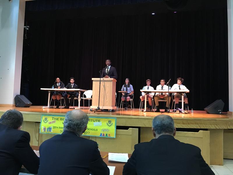 Berkeley Institute's Debate Bermuda Nov 2017 (2)