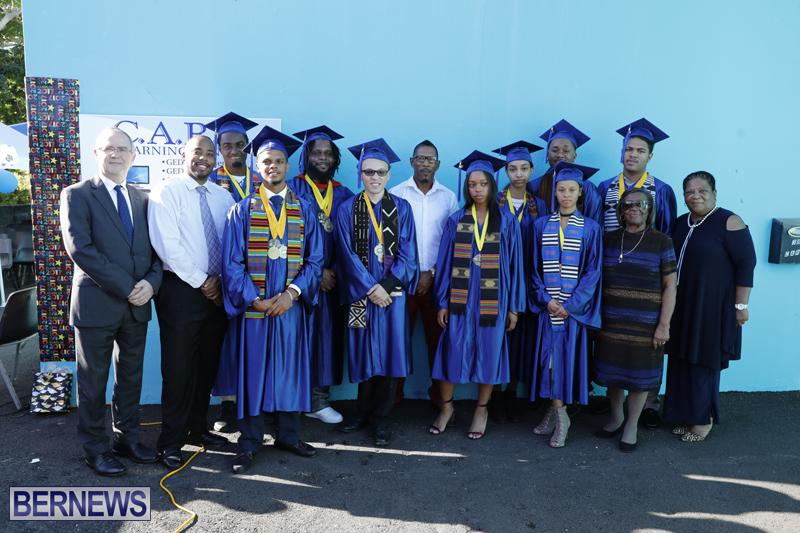 CARE Graduation Bermuda November 16 2017