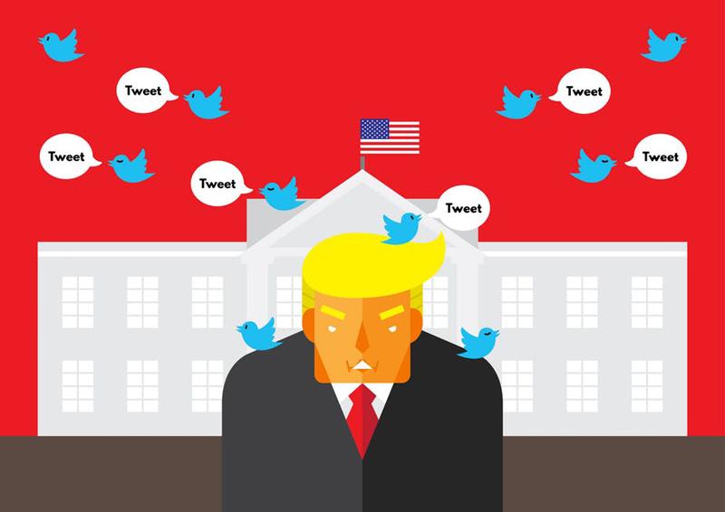Donald Trump Nov 2017
