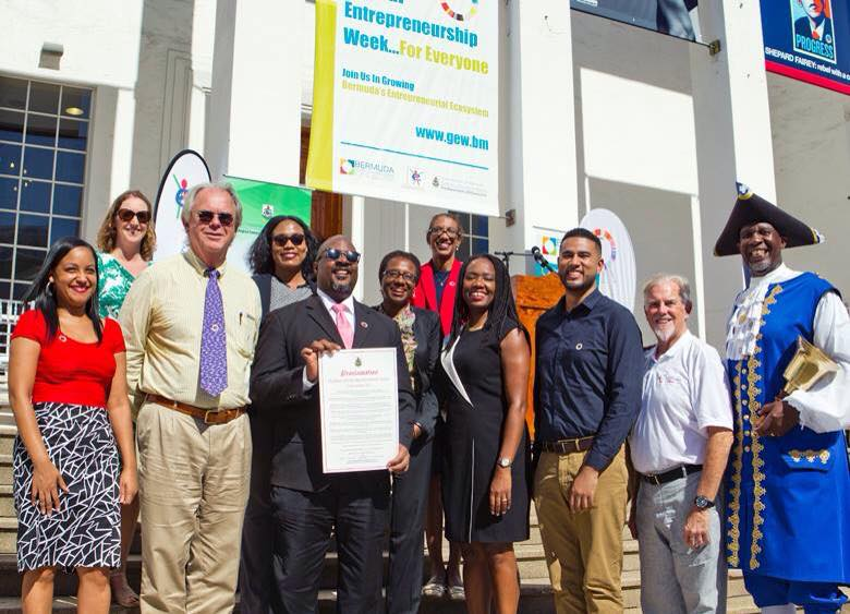 Global Entrepreneurship Week Launching Bermuda Nov 2017 (3)