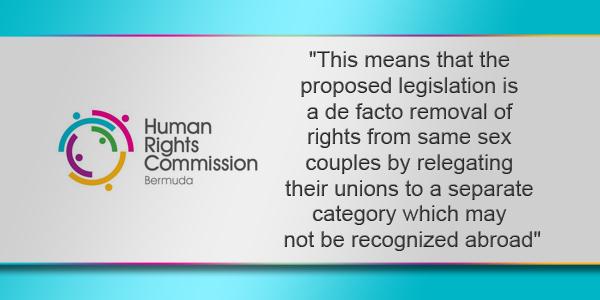 HRC Human Rights Commission Bermuda TC Nov 20 2017 2