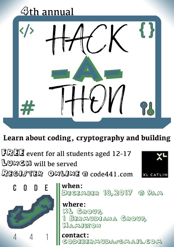 Hackathon Bermuda Nov 2017