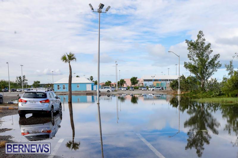 High Tide Flooding Bermuda, November 4 2017_2568