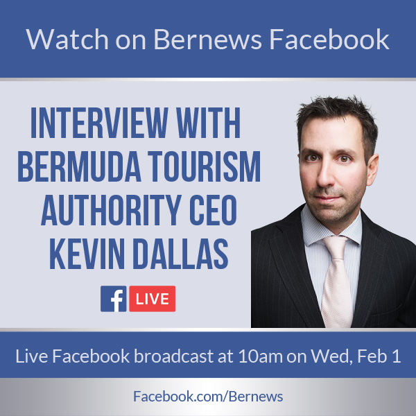 Kevin Dallas BTA Live Video IG