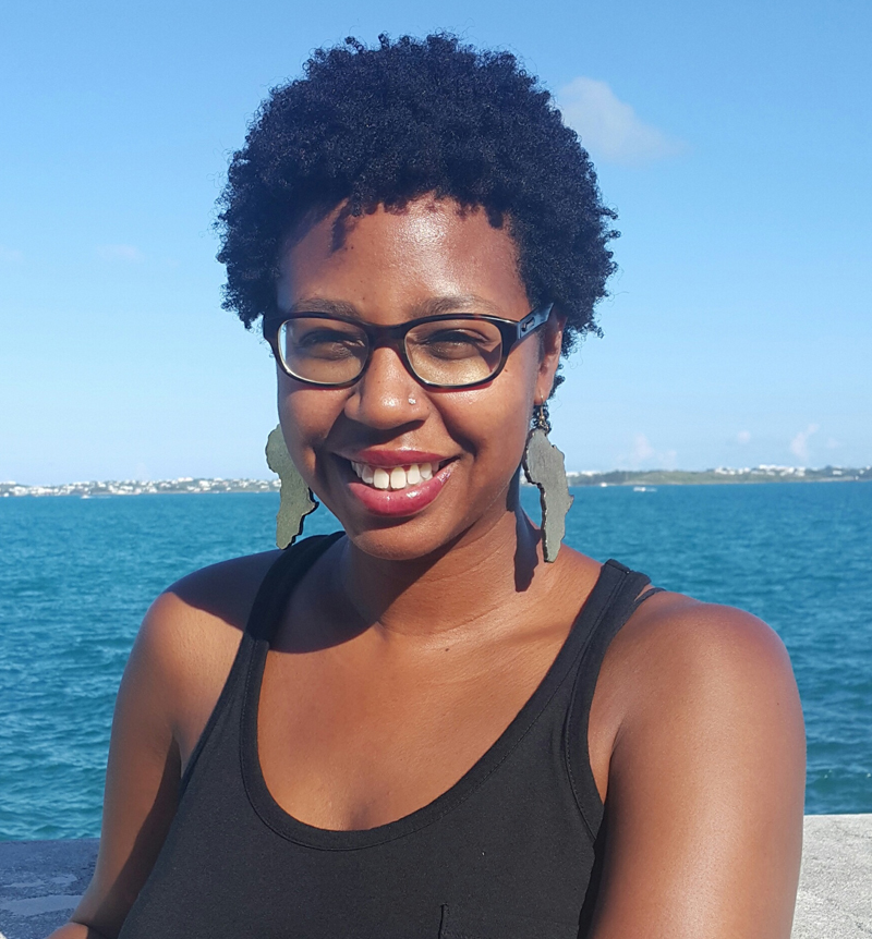 Local Fashion Designers Bermuda Nov 3 2017 Carla-Faye_Headshot