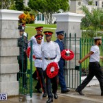 Remembrance Day Parade Bermuda, November 11 2017_5584