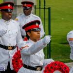 Remembrance Day Parade Bermuda, November 11 2017_5594