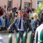 Remembrance Day Parade Bermuda, November 11 2017_5625