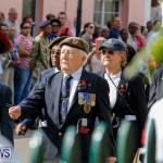 Remembrance Day Parade Bermuda, November 11 2017_5628