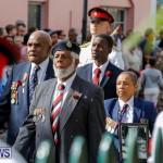 Remembrance Day Parade Bermuda, November 11 2017_5637