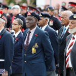 Remembrance Day Parade Bermuda, November 11 2017_5645