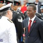Remembrance Day Parade Bermuda, November 11 2017_5677