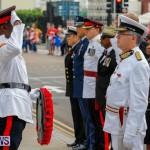 Remembrance Day Parade Bermuda, November 11 2017_5702