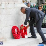 Remembrance Day Parade Bermuda, November 11 2017_5724