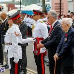 Remembrance Day Parade Bermuda, November 11 2017_5736