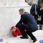 Remembrance Day Parade Bermuda, November 11 2017_5738
