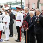 Remembrance Day Parade Bermuda, November 11 2017_5757