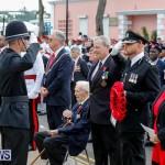 Remembrance Day Parade Bermuda, November 11 2017_5794