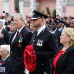 Remembrance Day Parade Bermuda, November 11 2017_5797