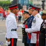 Remembrance Day Parade Bermuda, November 11 2017_5807