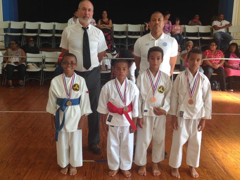 Skippy KICK novice forms winners
