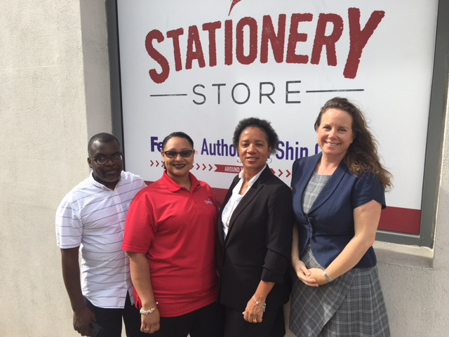 Stationery Store Bermuda Nov 2017
