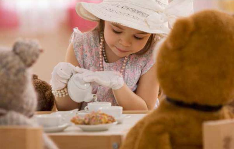 Teddy Bear Tea Bermuda Nov 30 2017