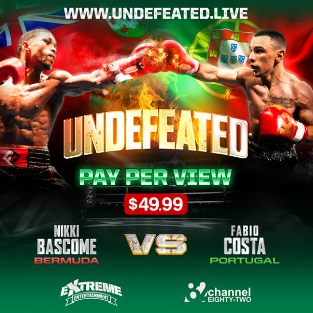 Undefeated Boxing Night Bermuda Nov 6 2017