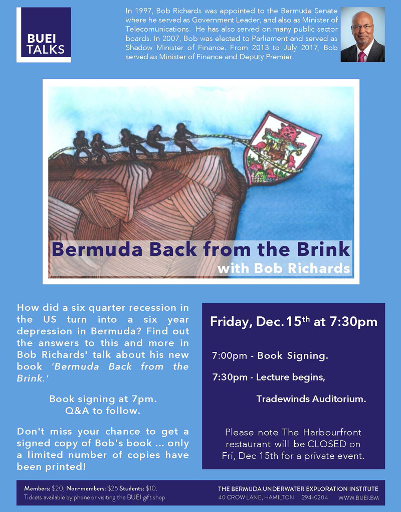 Bermuda Back from the Brink Dec 2017
