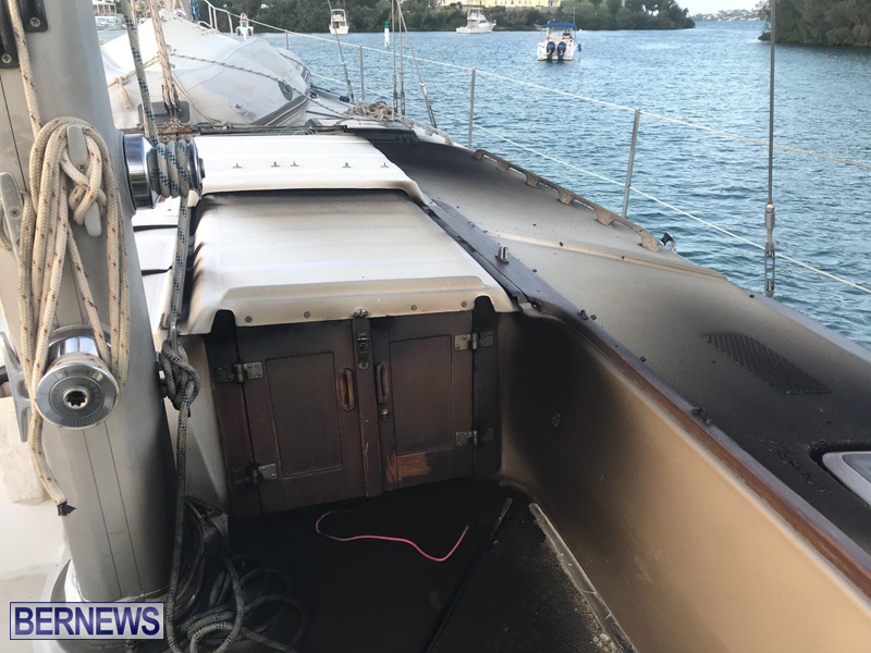 Boat Bermuda Dec 15 2017